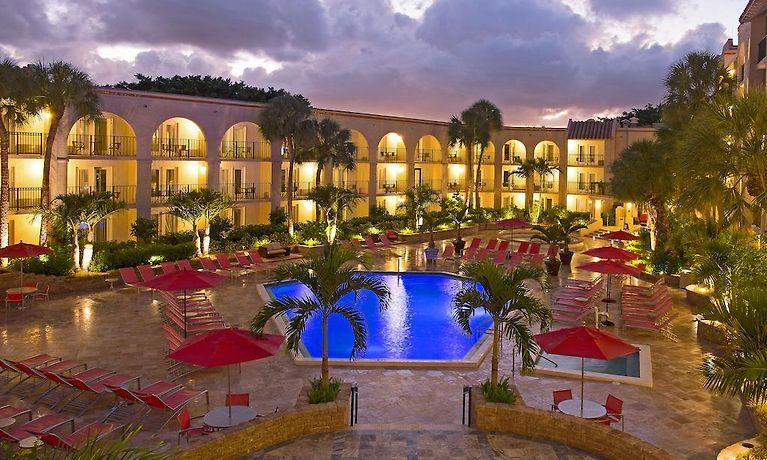 Hotel Wyndham Boca Raton